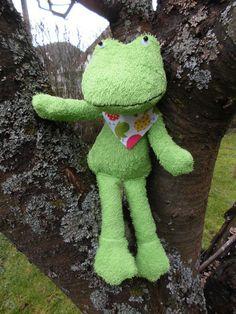 FabelHaft - AKR10  - Frosch  von creatina´s Winkelchen auf DaWanda.com