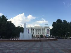 With a population of roughly people, Dushanbe is the both the largest city and capital of Tajikistan. Located in Hissar Valley,. Mansions, House Styles, City, Blog, Fancy Houses, Cities, Mansion, Manor Houses, Mansion Houses