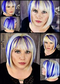 Hair color by Barb Hawk, Salon Stellar, Westminster CO