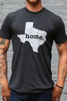 Texas Home T-Shirt   The Home T