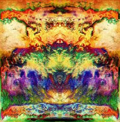 Explosion of color - By Patty Sue O'Hair- Vicknair Artist