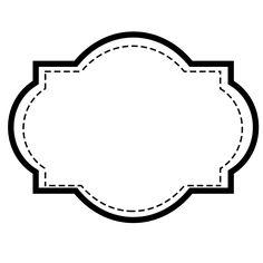 Personalização,de blogs ,lojas virtual,brindes de materail para personalização,papéis digital,kit festa personalizados,convites e artes digital Doodle Frames, Borders For Paper, Borders And Frames, Printable Labels, Printable Designs, Kit Scrapbook, Molduras Vintage, Label Shapes, Congratulations Graduate