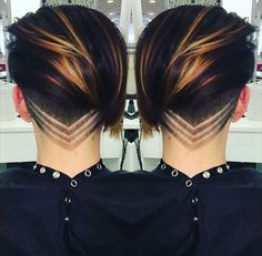 Stunning Undercut Pixie  Thanks @jkinnard1175  Cut By @obreeeezy  #UCFeed…