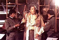 "neroon:  ""Happy Birthday David Warner aka (among many other things) Aldous Gajic in Babylon 5, episode 1x15: Grail  """
