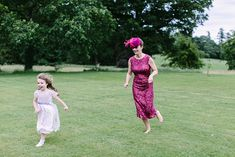 'A Wild and Colourful Garden Party at Lisnavagh House': Aoife & Steve | OneFabDay.com Ireland