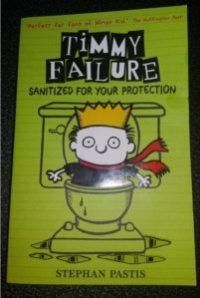 Timmy Failure Books by Stephan Pastis