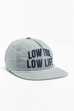 Dark Seas Aground Snapback Hat