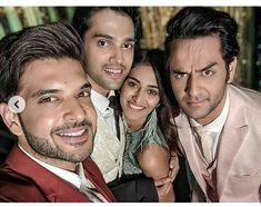 Love Couple, Best Couple, Tv Actors, Actors & Actresses, Cute Celebrities, Celebs, Anurag Basu, Erica Fernandes, Indian Tv Actress