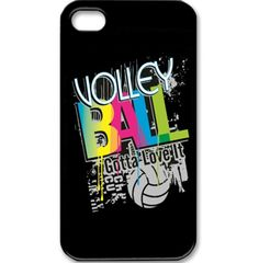 volleyball iPhone case!