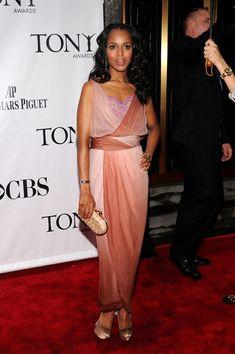 Kerry Washington, 2010 - The Most Stunning Tony Awards Looks of All Time - Photos