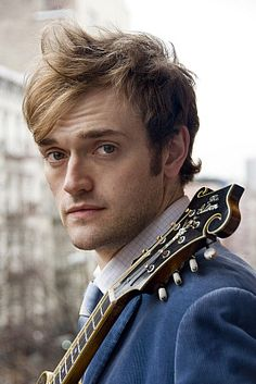 Chris Thile is easily the BEST mandolin player of all time =D