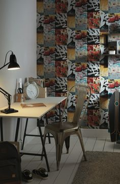 Very cool teenagers room #Graffiti #imaginefun #Arthouse