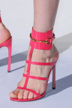 whatchathinkaboutthat:  Gucci Spring 2013 Details