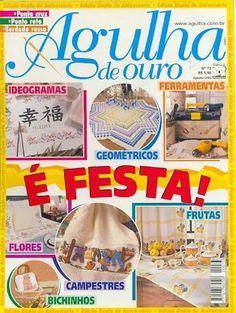 Revista Agulha de Ouro n°73