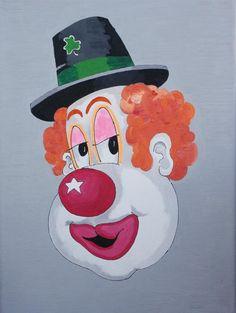 Clown Nine    Artist:    Frank Parrish