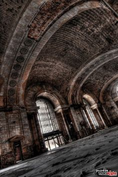 Abandoned buildings in the world | ThatsRight.com » The Most Beautiful Abandoned Places In the World