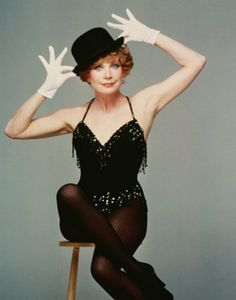 Shirley MacLaine @ O'kefee Centre in Toronto - Summer of 1990.  A real amazing entertainer. Her monologue was inspiring and very funny!