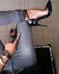 high heels – High Heels Daily Heels, stilettos and women's Shoes Shoes Heels Pumps, Stiletto Pumps, Ankle Strap Heels, Ankle Straps, Flat Shoes, Shoes Uk, Sexy Legs And Heels, Sexy High Heels, Beautiful High Heels