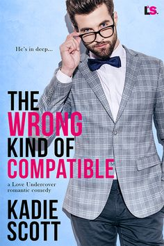 The Wrong Kind of Compatible - data analyst Cassie meets undercover FBI agent Drew at work while he's investigating the company she works for. This story is full of nerd love and geeky innuendo. Free Romance Novels, Romance Books, Hypothyroidism Exercise, Nerd Love, Reading Material, Undercover, Free Books, Books To Read, Romantic
