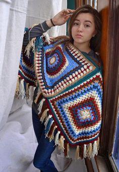 Sidney Artesanato: Crochet Boho...