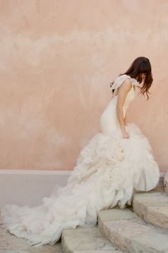 gorgeous  one shoulder wedding gowns are soooo different but love them!