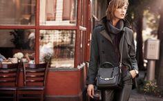 Coach. Fall-Winter 2013. Model: Karlie Kloss