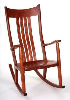 The Weeks Rocker® in Mesquite - $ 3700 each.  Think I'll get a couple =)