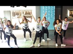 Girls - Marcus & Martinus ft Madcon - Easy Kids Fitness Dance - Warming-up Choreography Zumba Kids, Kids Fitness, Hip Hip, Talent Show, Acro, Exercise For Kids, Dance Videos, Elementary Schools, Dancing