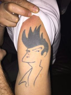 Morrissey tat
