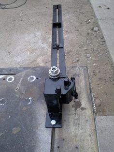 dobladora de hierros y planchuelas ideal estribos hierro 4-8