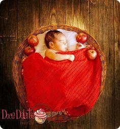 Fotografando Recém-Nascidos