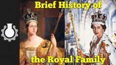 Brief History of the Royal Family. Really Informative. I've actually wondered about this but it was so confusing to just research.