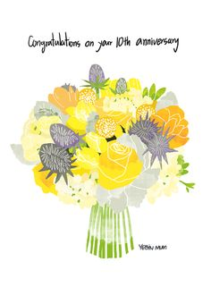 birthday card, wedding card, congratulation, anniversary, flower,bouquet, bunch of flowers, happy mothers day, party,decoration,colors