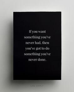 Want Something