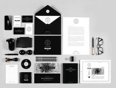 papeleria corporativa creativa elegante - Buscar con Google