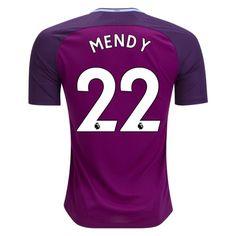 Nike Manchester City Mendy Away Jersey 17/18