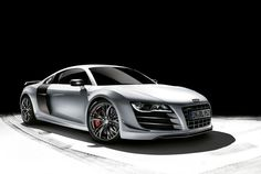 Audi R8 - I will own one of these someday.