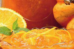 Narancs-sütőtök lekvár - Vidék Íze