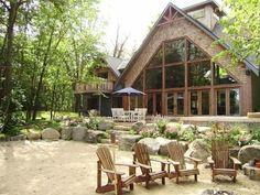 Muskoka Vacation Rental - VRBO 200390 - 4 BR Ontario Cottage in Canada, Lake Muskoka Executive Cottage