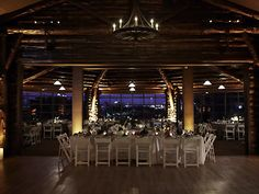 Romantic wedding lighting by Love in the Mix, San Francisco Bay Area.