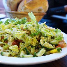 Refreshing salad - #Gastropost #Toronto