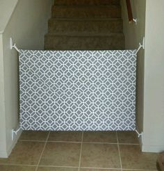 Items similar to Custom Fabric Gate on Etsy