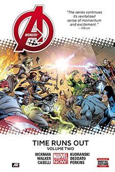 Avengers: Time Runs Out Vol. 2 @ niftywarehouse.com #NiftyWarehouse #Avengers #Movies #TheAvengers #Movie #ComicBooks #Marvel