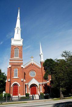 First Christian, Augusta GA