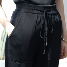 High Waisted Loose Fit Sweatpants