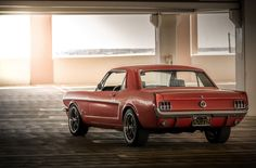 1965 Ford Mustang Coupe Maintenance/restoration of old/vintage vehicles: the material for new cogs/casters/gears/pads could be cast polyamide which I (Cast polyamide) can produce. My contact: tatjana.alic@windowslive.com