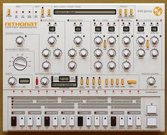 Nithonat Drum Machine