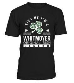 WHITMOYER Original Irish Legend