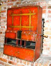 Rare Antique- Portable Food Pantry/Chuck Wagon Box