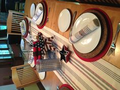 Americana table